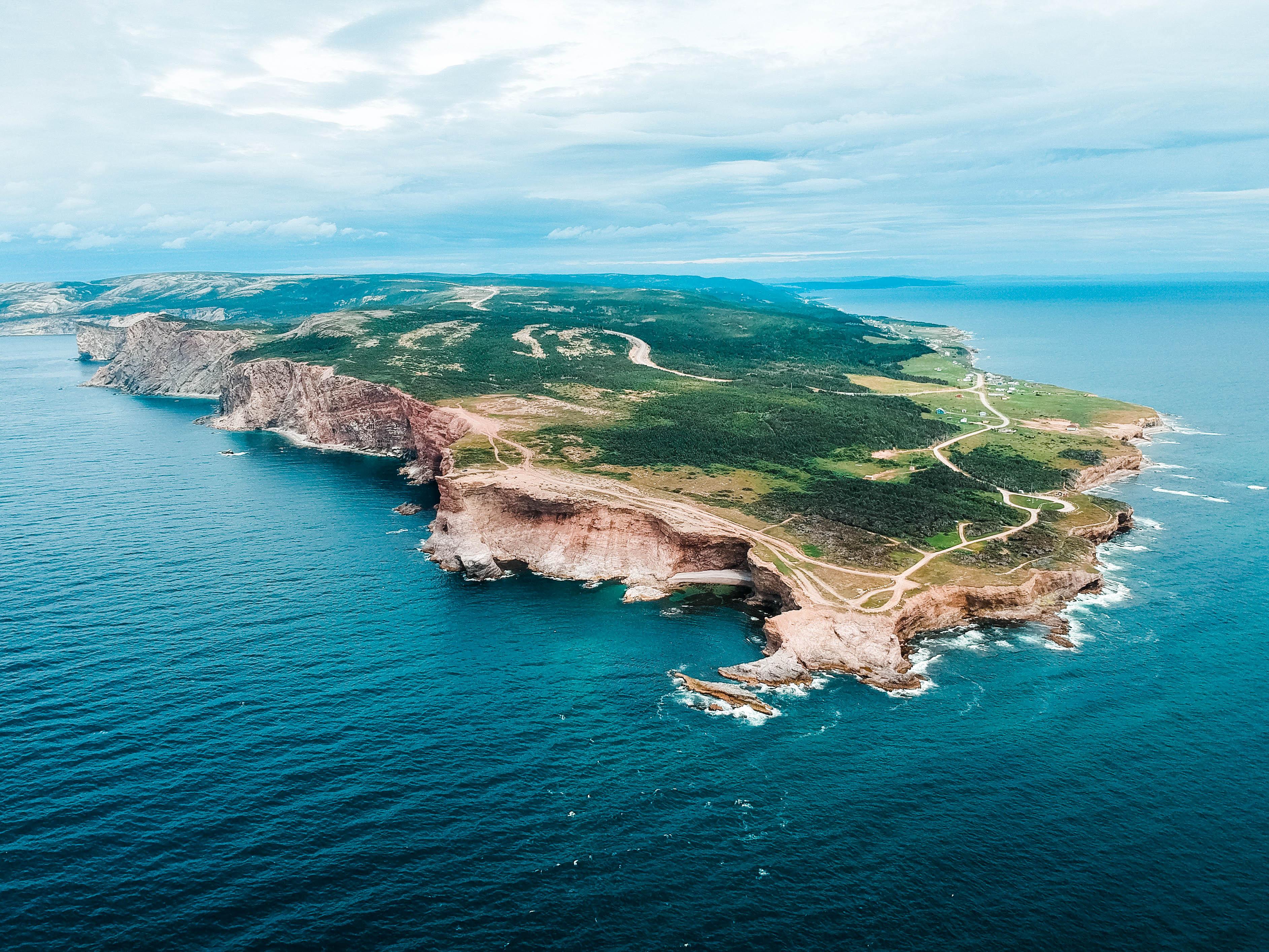 Канада Ньюфаундленд Лабрадор