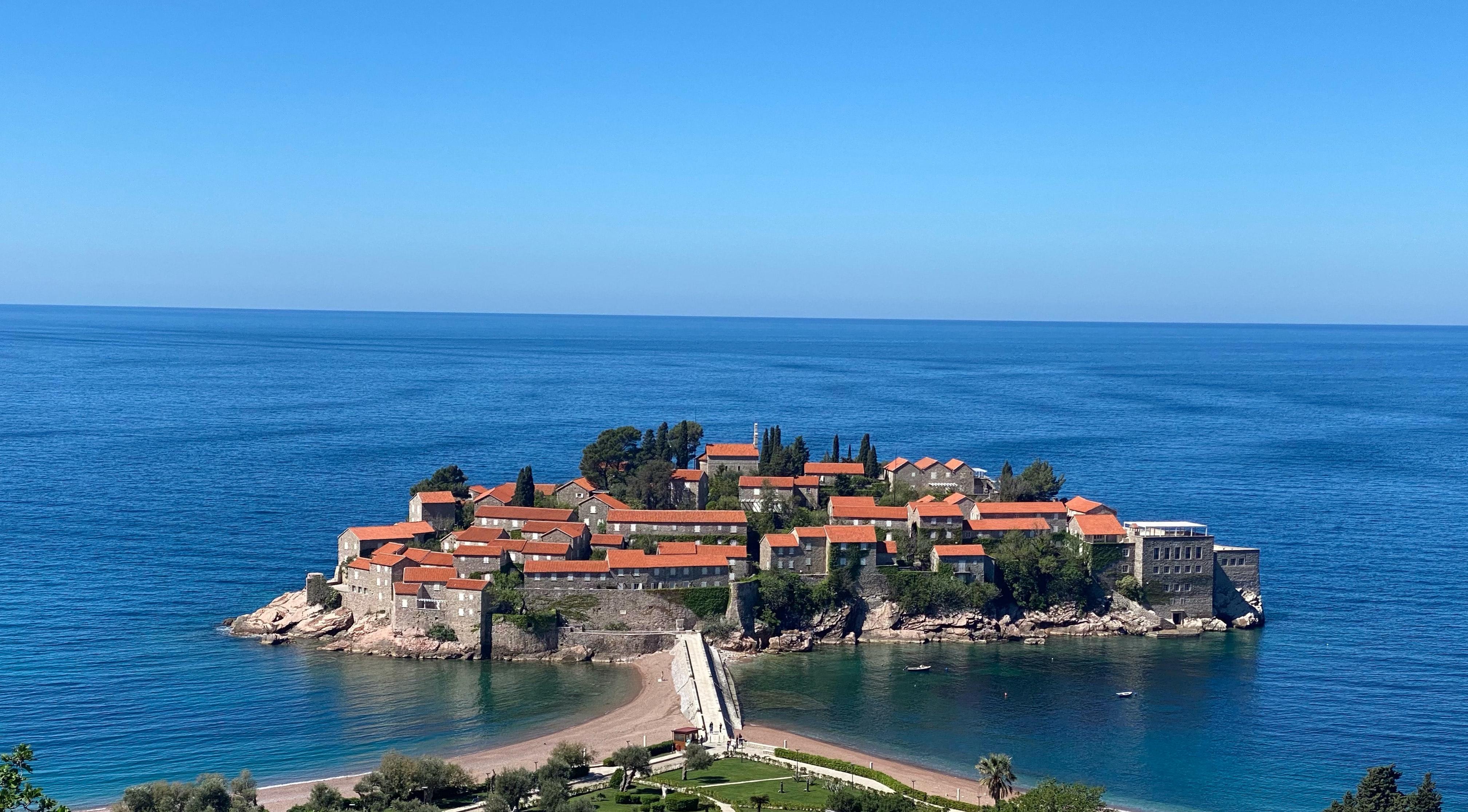 Чорногорія Светі-Стефан