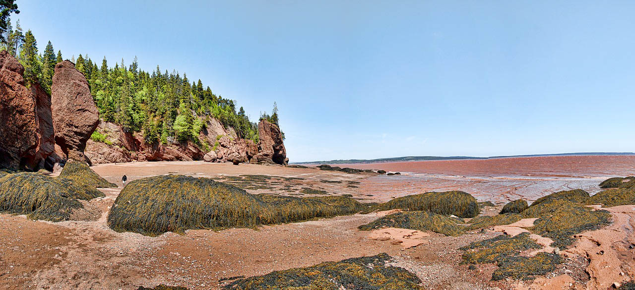 Канада затока Фанді