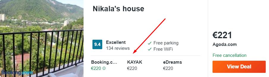 Nikala's house