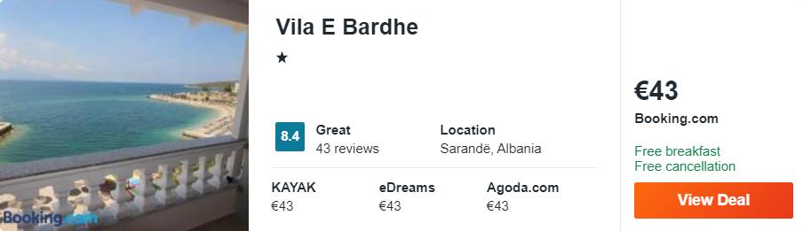 Vila E Bardhe