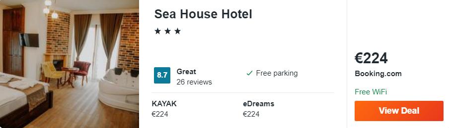 Sea House Hotel
