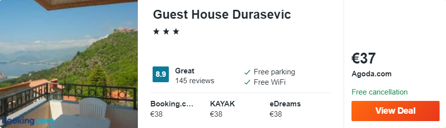 Guest House Durasevic