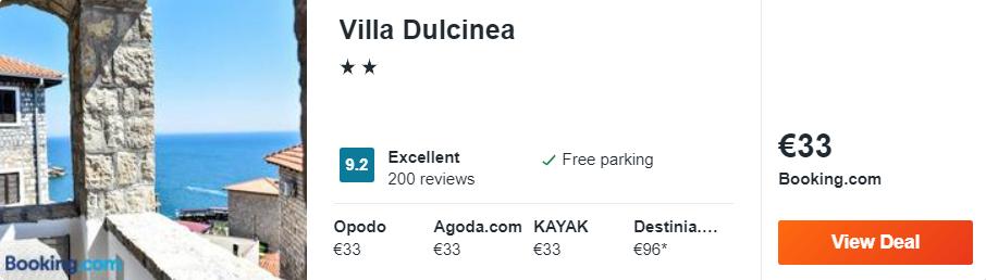 Villa Dulcinea