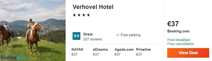 Verhovel Hotel