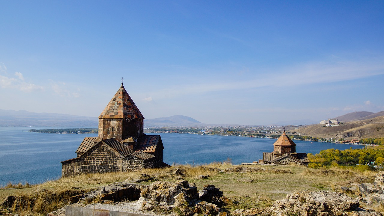 Вірменія Севан