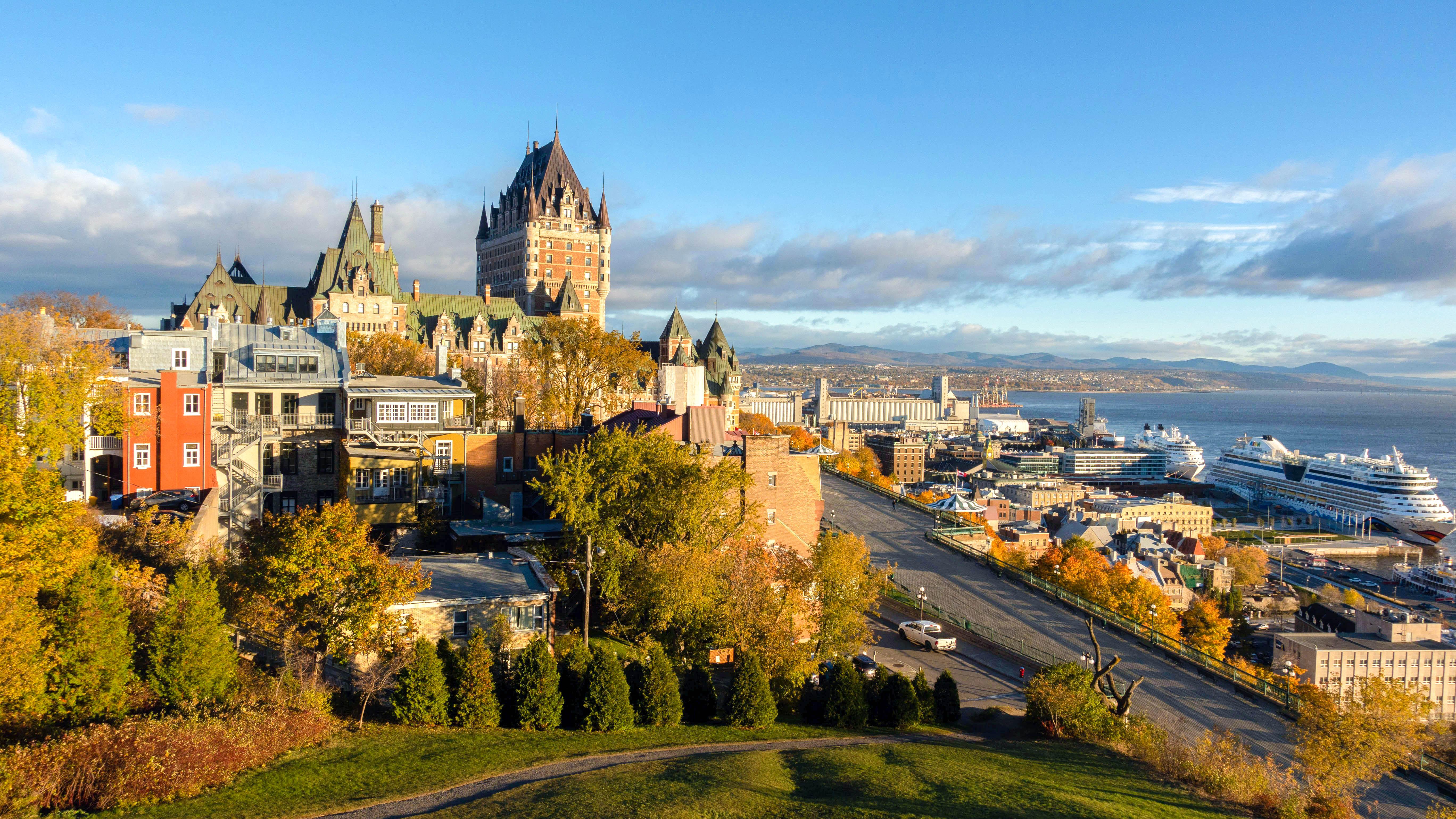 Канада Квебек