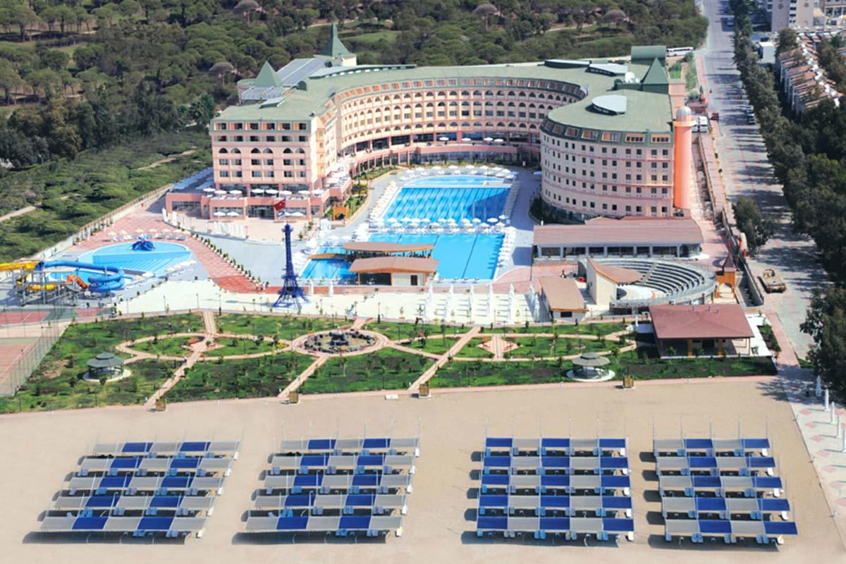 Bayar Family Resort & Spa (ex. Grand Cortez)