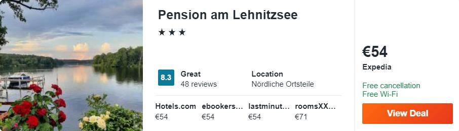 Pension am Lehnitzsee