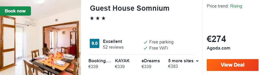 Guest House Somnium