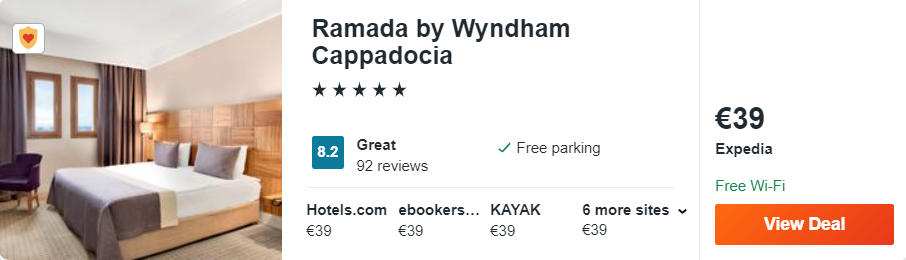 Ramada by Wyndham Cappadocia
