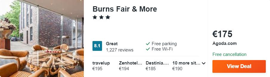Burns Fair & More