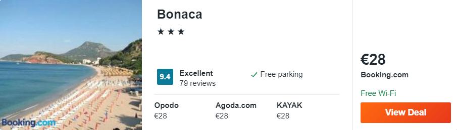 Bonaca