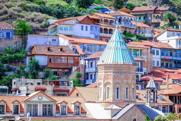 Грузія, Тбілісі