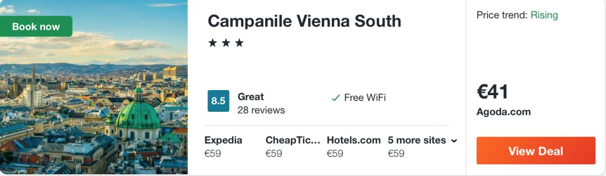 готель у Відні