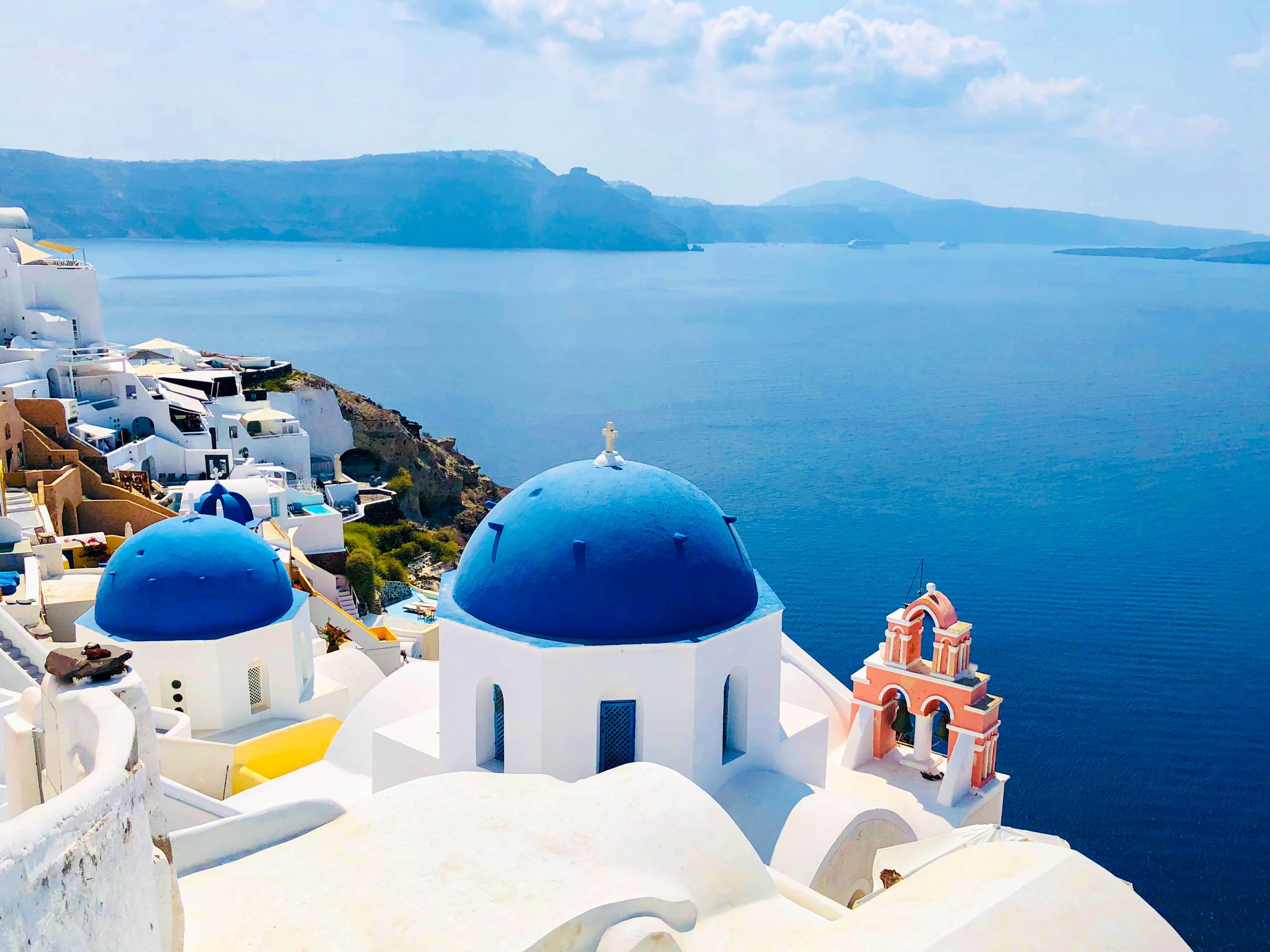 Греція Санторині