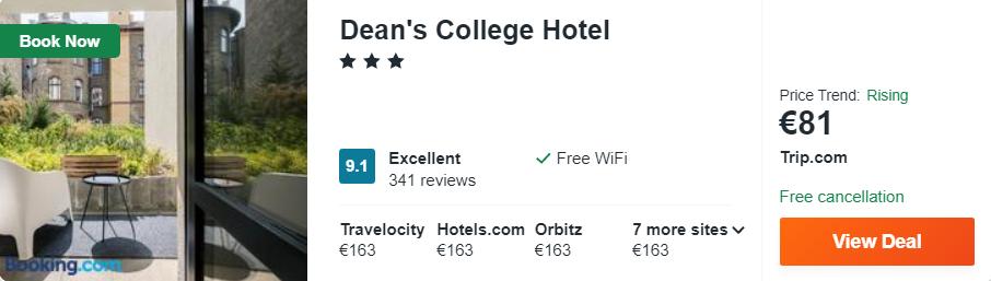 Dean's College Hotel