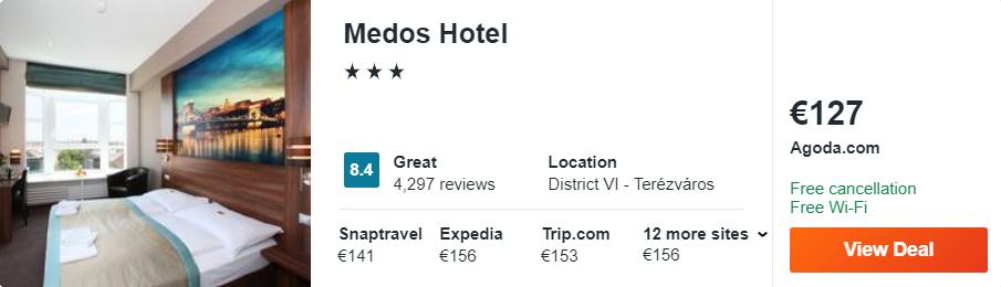 Medos Hotel