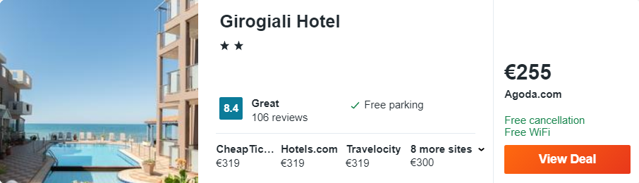 Girogiali Hotel