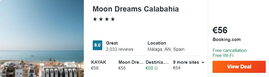 Moon Dreams Calabahia