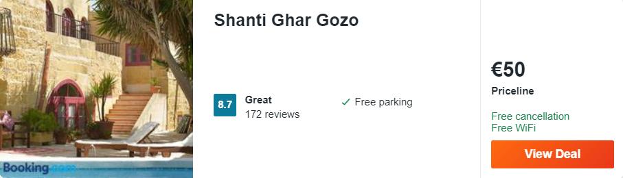 Shanti Ghar Gozo