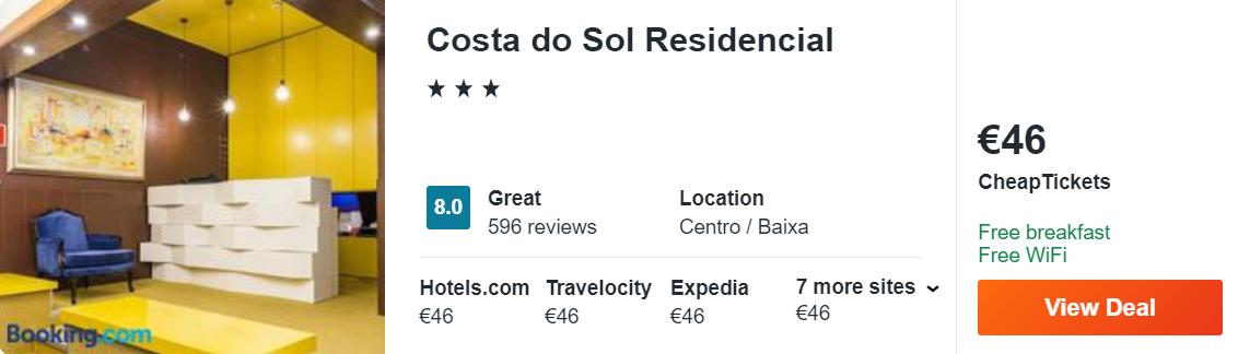 Costa do Sol Residencial