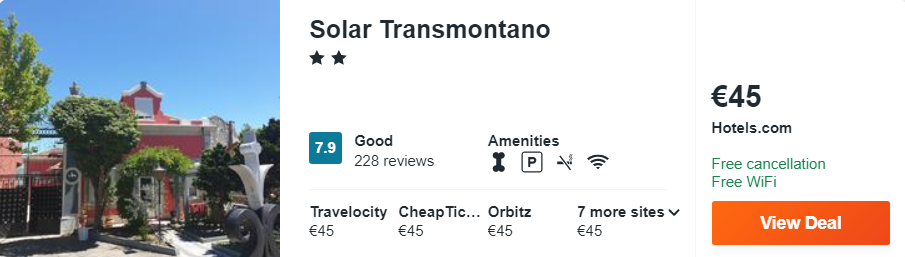 Solar Transmontano