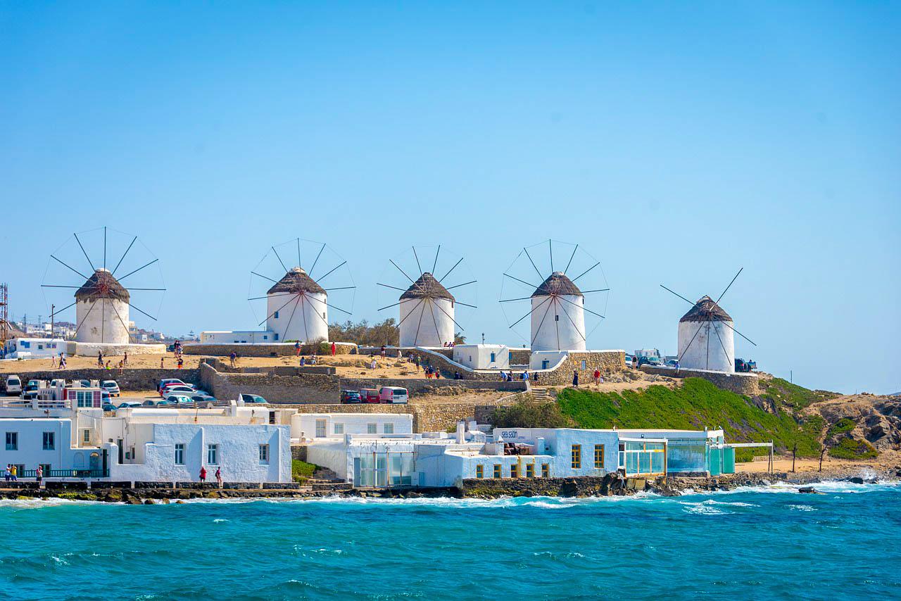 Греція Міконос