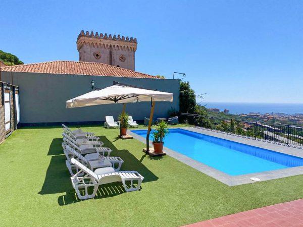 Villa Leucatia Bed&Events