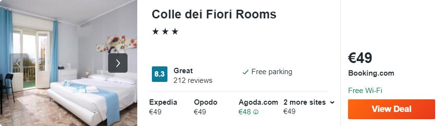 Colle dei Fiori Rooms