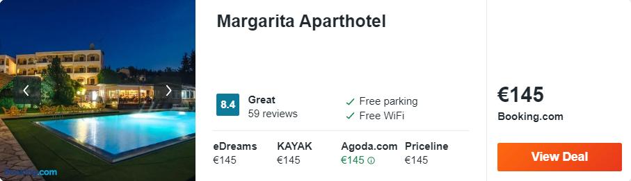 Margarita Aparthotel