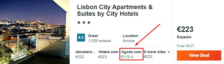 Lisbon City Apartments & Suites by City Hotels