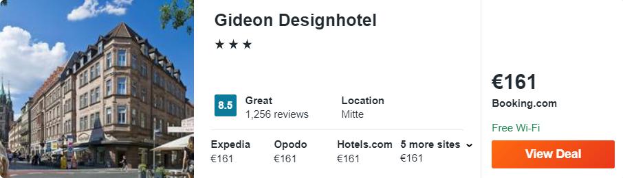 Gideon Designhotel