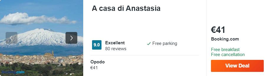 A casa di Anastasia