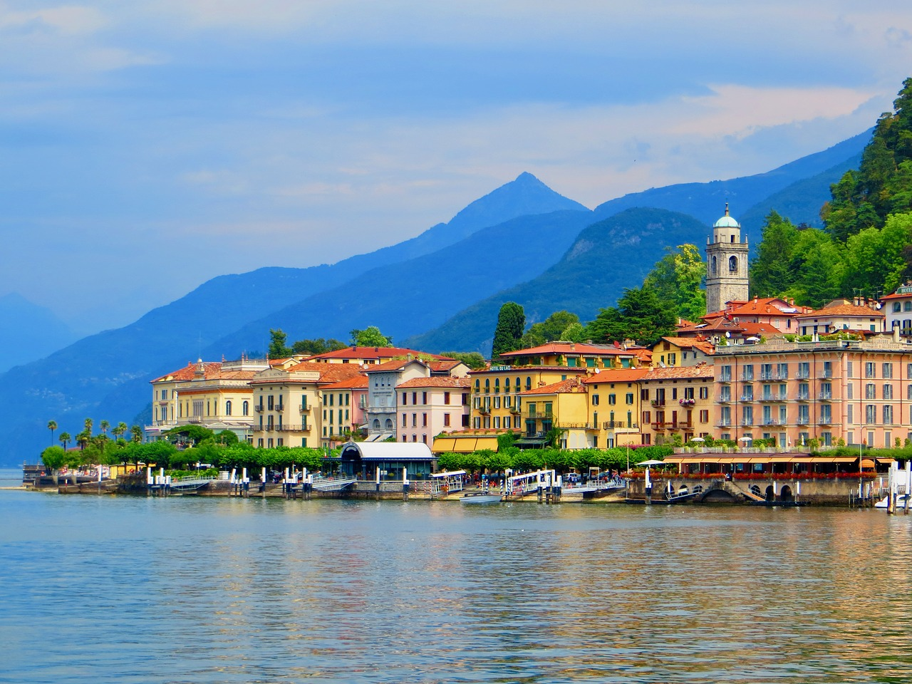 Італія Комо