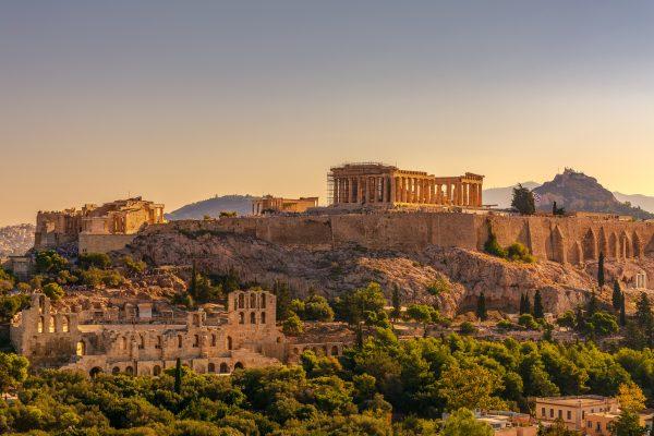 Греція Афіни