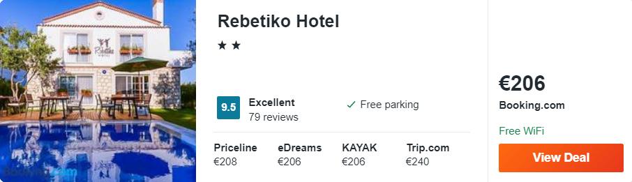 Rebetiko Hotel
