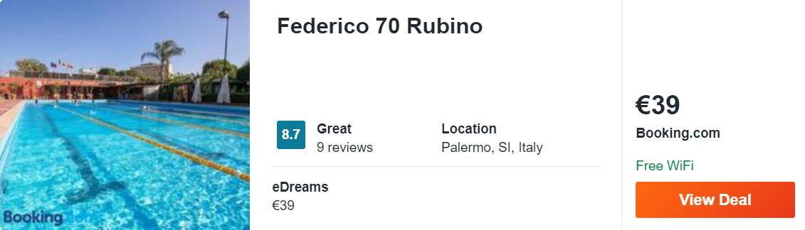 Federico 70 Rubino