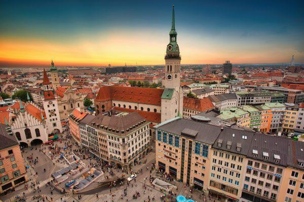 Німеччина Мюнхен